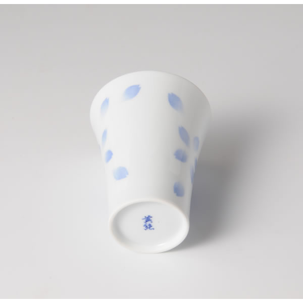 WASHIZOME SAKURAMON YOHAI (Cup with Cherry Blossoms design in Washizome)