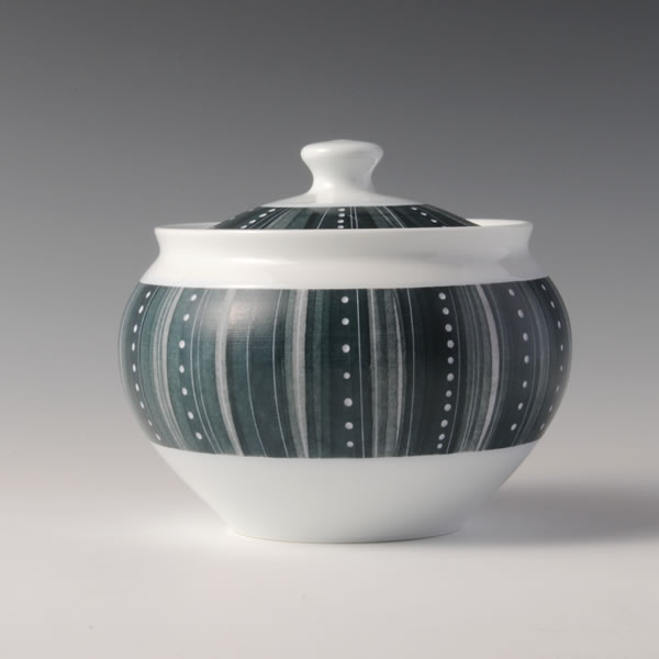 WASHIZOME FUTATSUBO (Washizome Jar with the Lid)