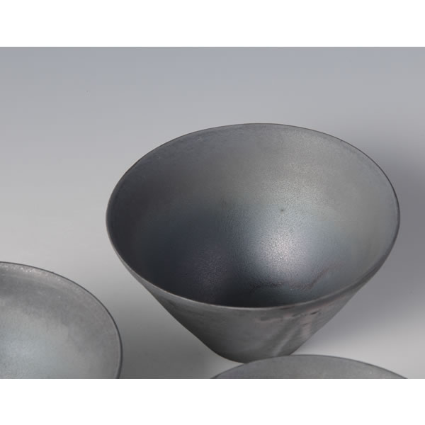 YOHEN KUMIBACHI (Bowls with Kiln Effects B) Koishiwara ware