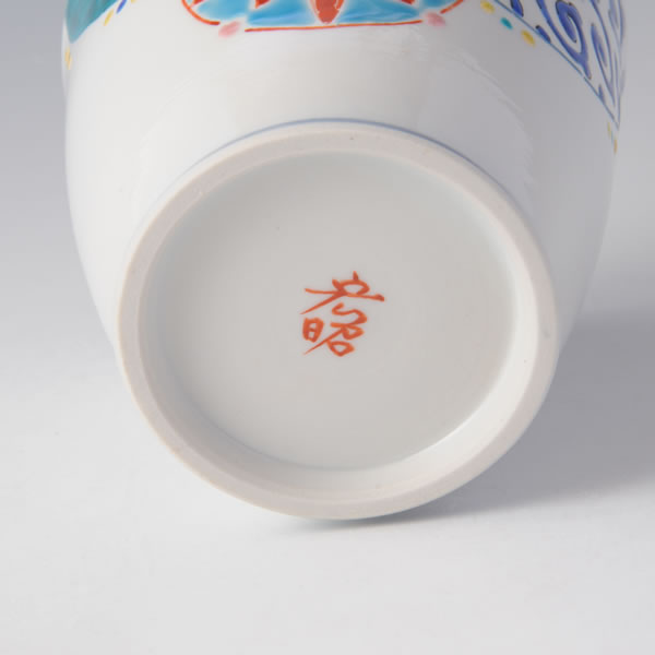 FREECUP KASANE KOMON (Cup with Komon)